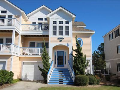 Photo for #BU1A: Reduced Rates! OCEANSIDE Home in Corolla w/HotTub, RecRm & Community Pool