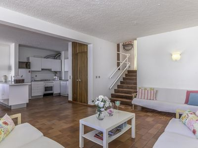 Photo for Moura Marina  apartment in Vilamoura with WiFi, private terrace & balcony.