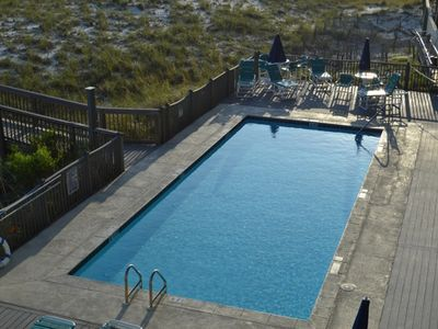Photo for Emerald Surf #201 Gulf Front ~ 2 Bedroom / 2 Baths