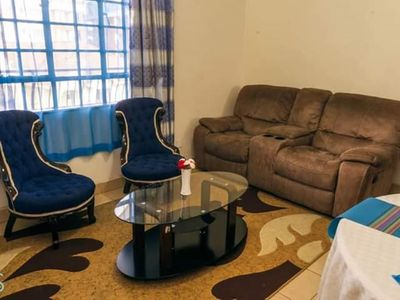 Photo for Here  is our fully furnished 1 bedroom for you,at  westlands school lane