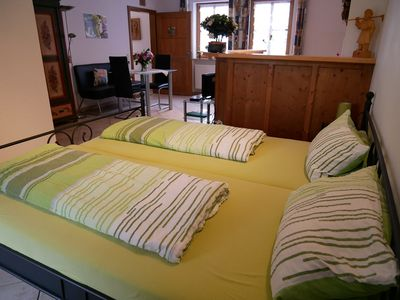 Photo for Cozy holiday home (30 sqm) with a terrace surrounded by vineyards