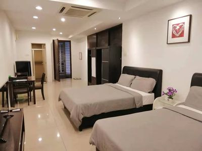 Photo for 6-8pax family suite at Kuala Lumpur near Time Square ,  Bukit Bintang , KLCC
