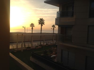 Photo for FIRST LINE APARTMENT PATACONA BEACH