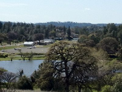 Photo for Pilot's Paradise - Sierra Foothills; Spacious Home on Private Airstrip