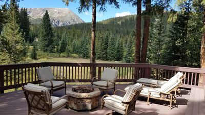 Enjoy The Illusion Of Seclusion At Q's Breckenridge Hideout