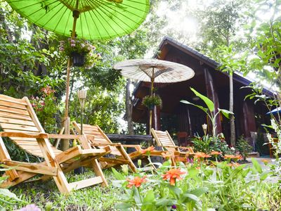 Photo for Charming House In A Villa - Chiangmai Homestay