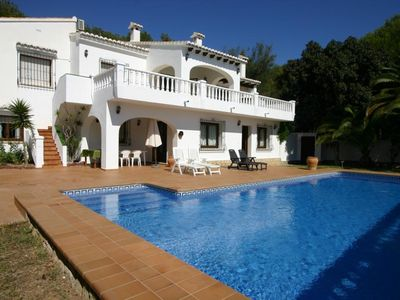Photo for Casa Barry - Fanadix, Moraira