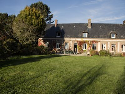 Photo for Great longère warm, ideal to meet friends or family.
