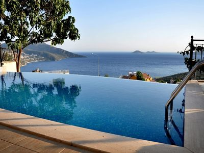Photo for Villa Coco, with its incredible panoramic views, beautiful infinity pool and beautifully furnished i