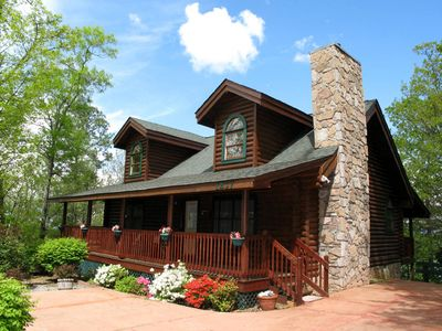 Photo for 2BR Cabin Vacation Rental in Gatlinburg, Tennessee