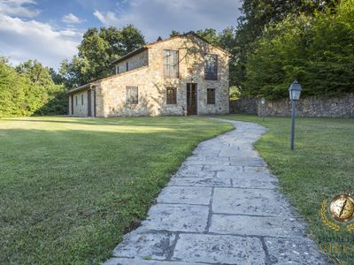 Photo for Villa Frantoio, immersed in Tuscan uncontaminated nature