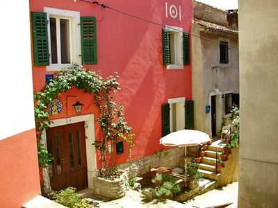 Photo for 2BR Apartment Vacation Rental in Istria County, Op?ina Vrsar