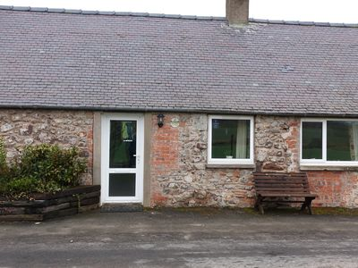 Photo for THE CROFTER'S COTTAGE, pet friendly in Coldingham, Ref 951556