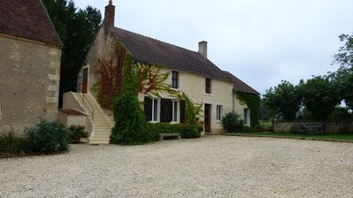 Photo for LA PETITE MONTOISE a haven of peace in the middle of the Nivernaise countryside