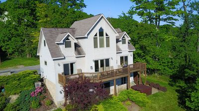 Photo for Spectacular 5 Bedroom home lovingly furnished w/ Hot Tub!