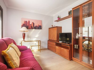 Photo for LOVELY APARTMENT CLOSE TO FCB CAMP NOU, FIRA, PALAU DE CONGRESO, AIRPORT BARCELONA