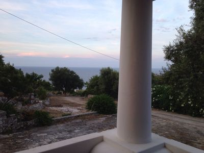 Photo for Salento House Looking The Lovely Blue Sea