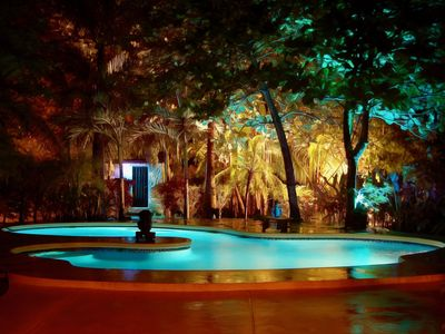 "Photo for SexyPool-""Playa Grande's Best BEACH House Location""-PrivatePatioGarden-HiddenGem"
