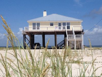 Photo for SNOW BIRDS - Gulf Paradise at West End of Dauphin Island