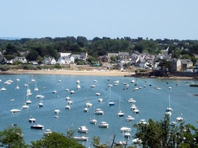 Photo for Door open to the Gulf of Morbihan, and from the Ocean islands (Houat ...)