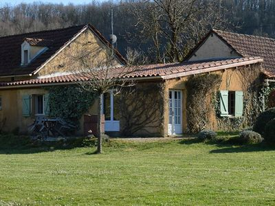 Photo for THE LOGIS Charming cottage between Montignac and Sarlat