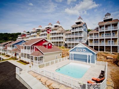 Photo for THIS RESERVATION 2 BR, 1 BATH IS FOR A 6 NIGHT STAY - Branson's Nantucket Resort
