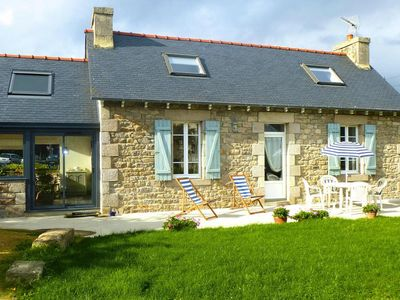 Photo for holiday home, Trébeurden  in Côtes d'Armor - 4 persons, 2 bedrooms