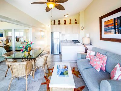 Photo for Soak in Dazzling Pacific/Sunset Views, Free WiFi, Full Kitchen–Waikiki Shore #PH09