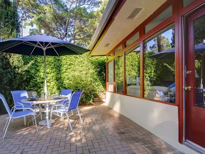 Photo for Peaceful Retreat - Carmel by the Sea Cottage - Lovely and Private