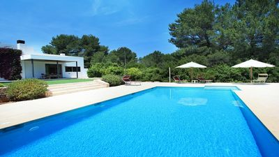 Photo for Fabulous Modern Villa, Private Pool, Jacuzzi & Landscaped Gardens providing a Haven of Tranquillity!