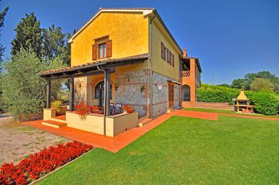 Beautiful property in San Gimignano