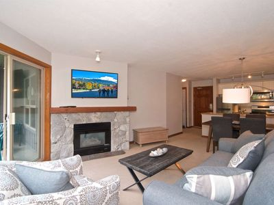 Photo for Ski in/Ski out cozy mountain escape! Great Upper Village location