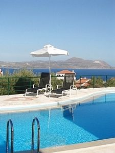 Photo for Superb Detached Luxury Villa - Shared Large Pool & Stunning Sea Views in Heart of Village with WIFI