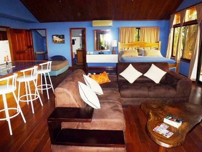 """Photo for Fully Equipped Ocean View Studio At Casa Bambora """"The Honeymoon Suite"""""""
