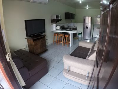 Photo for Great Downtown Apartment with Kitchen, A/C, WIFI & Washer/Dryer