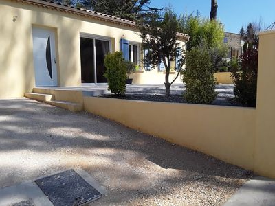 Photo for villa of 75 m any comfort with Entrechaux