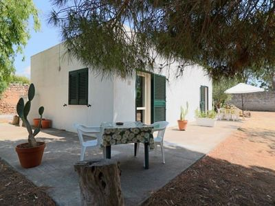 Photo for Cozy Monolocale Pino apartment in Gallipoli with integrated air conditioning & private parking.