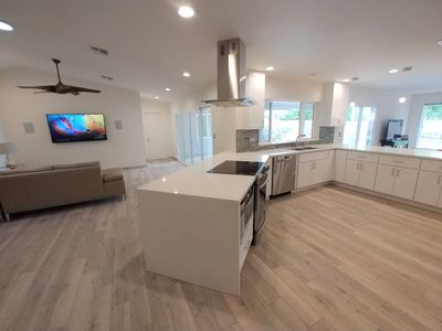Photo for OPEN CONCEPT COMPLETELY RENOVATED LUXURY HOME