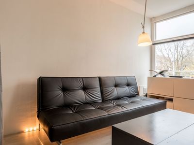 Photo for Cosy loft apartment, sleeping up to four guests, situated on the vibrant Kinkerstraat in Amsterdam?s