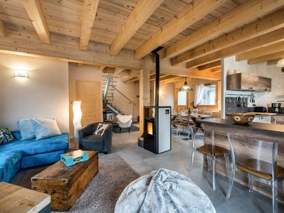 Photo for Chalet ZenBlanc - Brand new - in the heart of Morillon Village