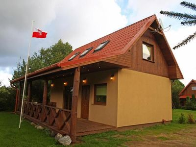 Photo for Holiday house Kopalino for 6 - 8 persons with 3 bedrooms - Holiday house