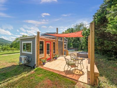 Welcome to Magnolia Tiny House on Tiny Acre