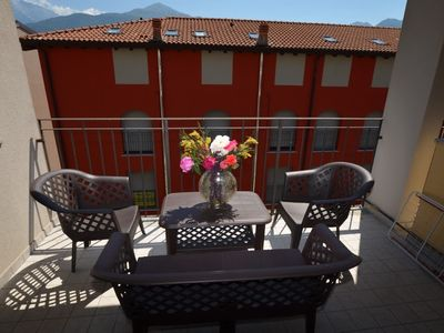 Photo for Apartment in the center of Acquaseria with Internet, Balcony (677806)