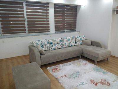Photo for Kartal Suite 2 + 1 Luxury Suite Apartment 2. Subway 800 mt. 2+1 suit flats with hotel comfort.