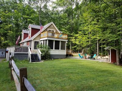 Photo for 4BR House Vacation Rental in Moultonborough, New Hampshire