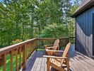 3BR Cabin Vacation Rental in Kerhonkson, New York