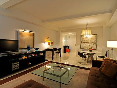 Photo for Apartment Manhattan Residence in New York/Manhattan - 3 persons, 1 bedrooms
