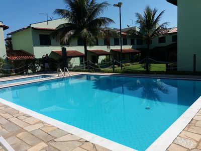Photo for House in Gated Community only 250 m from the Beach Martim de Sá