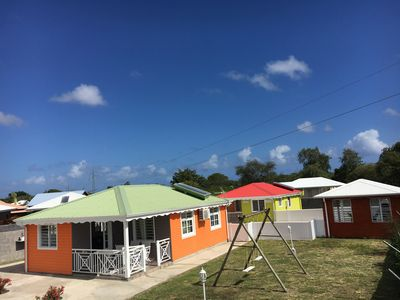 """Photo for Villa Caribbean """"Standing bungalows"""