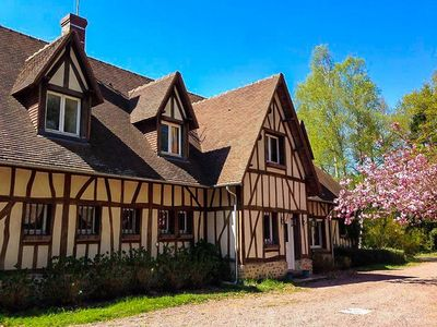 Photo for 3BR Guest House Vacation Rental in La Croisille, Normandie
